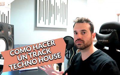 Como hacer música Tech House