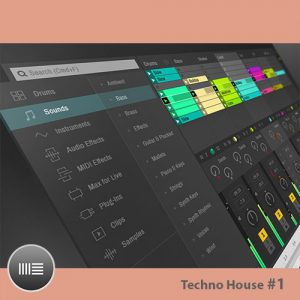 plantillas techno house para ableton live