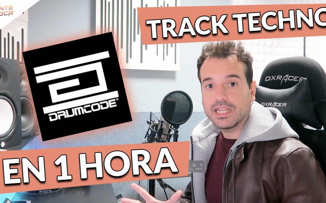 Como hacer un track techno tipo Drumcode en Ableton Live