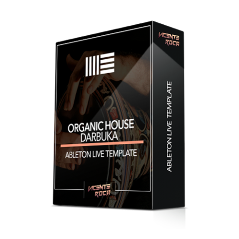 organic house template