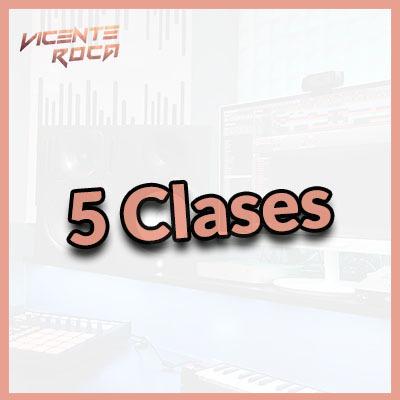 clases particulares produccion musical