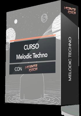 curso melodic techno